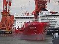 Vikstraum (ship, 2019) IMO 9829796, Botlek pic3.JPG