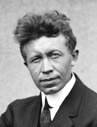 Last voyage of the Karluk - Vilhjalmur Stefansson, leader of the Canadian Arctic Expedition