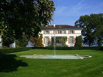 Ermatingen - Villa Lilienberg