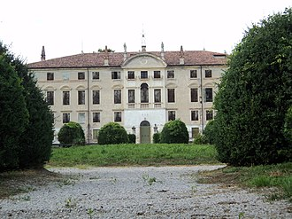 Casale di Scodosia - Villa Correr.
