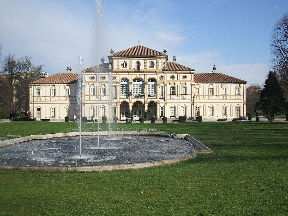Villa la tesoriera wikipedia for Noto architetto torinese
