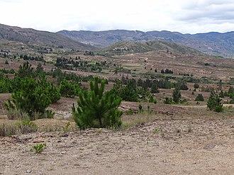 Ricaurte Province - Semi-desert of Villa de Leyva
