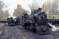 Villablino 04-1983 Engerth No 14 and No 19-b.jpg