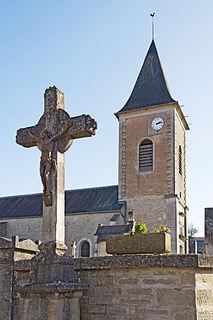 Villecomte Commune in Bourgogne-Franche-Comté, France