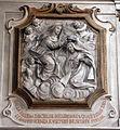 Vincenzo foggini, s. caterina coronata di spine dalla vergine 1733-34.JPG