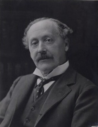 Herbert Gladstone, 1st Viscount Gladstone - Image: Viscount Gladstone