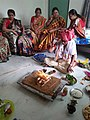Vishnu Yajna At Home With Devotees - Howrah 20170708135813.jpg