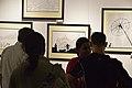 Visitors - Group Exhibition - PAD - Kolkata 2016-07-29 5488.JPG