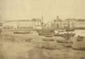 Vista da Praça da Rainha em Faro - O Algarve Illustrado (1Jun1880).png