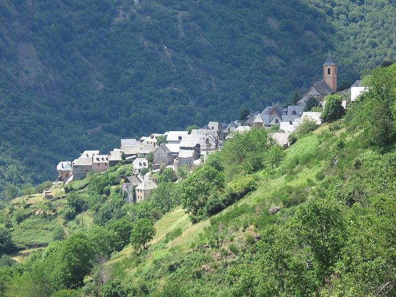 Vista de Canejan