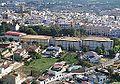 Vista de l'institut Antoni Llidó de Xàbia des de santa Llúcia.JPG
