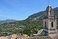 Vista des de la torre d'Almudaina i campanar.JPG