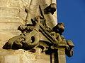 Vitré (35) Église Notre-Dame Façade sud 5ème contrefort 01.JPG