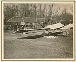 Voisin scout biplane tethered to the ground (8694217214).jpg