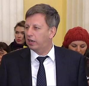 Volodymyr Makeyenko