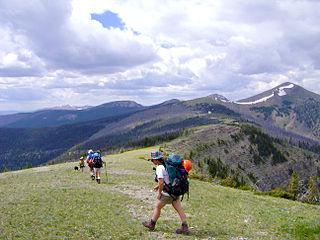 Triple Crown of Hiking