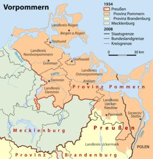 Western Pomerania