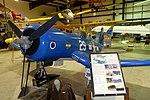 Vought F4U Corsair replica - Oregon Air and Space Museum - Eugene, Oregon - DSC09877.jpg
