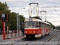 Vozovna Motol, Tatra T3SUCS.jpg