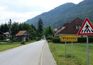 Municipality of Vransko Municipality of Slovenia