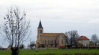 Vue de l'église paroissiale de Sainte-Foy.jpg