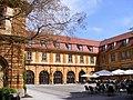 Würzburg - Bürgerspital zum Heiligen Geist - Hof.jpg