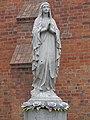 Włocławek-Monument of Saint Mary by the Saint Vitalis church (2).jpg