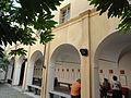 W-Casale -cour de la synagogue.JPG