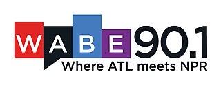 WABE Public radio station in Atlanta