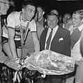 WK Wielrennen op de baan sprint profs finale. Sercu op de fiets, Bestanddeelnr 920-6477.jpg
