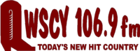 WSCY Logo (As Of August 17, 2009).png