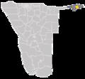 Wahlkreis Sibinda in Caprivi.png