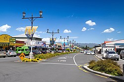 Waihi's Main Street (Seddon Street) looking South