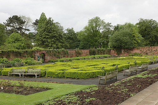 Walled Garden, Roundhay Park (geograph 4011125)