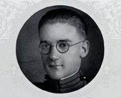 Walter Francis O'Malley at Culver Academy in 1922