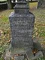 Wamckow Kirchhof Grabkreuz Georg Hartwig Christian von Bülow 2012-10-11 408.JPG