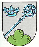 Coat of arms of the local community of Cronenberg