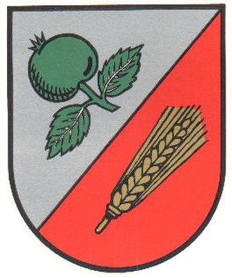 Appeln - Image: Wappen Appeln