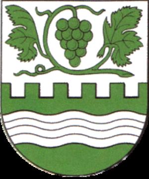 Burgwerben - Image: Wappen Burgwerben