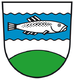 Coat of arms of Fischbach/Rhön