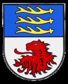 Wappen der Gemeinde Gailingen am Hochrhein
