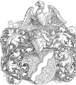 Wappen des Michel Behaim (Albrecht Dürer).png