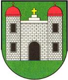 Das Wappen von Dommitzsch