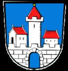 Das Wappen von Burgkunstadt