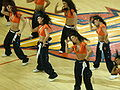 Warrior Girls at Suns at Warriors 2009-03-15 4.JPG