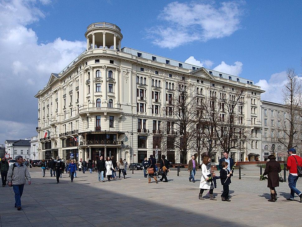 Warszawa Hotel Bristol P3288969