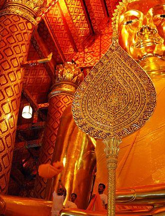 Wat Phanan Choeng - Luang Pho Tho