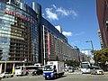 Watanabe-dori Street from Watanabe-4-Chome Crossing (North).JPG