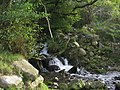 Waterfall on Afon Cwm Silyn - geograph.org.uk - 252518.jpg