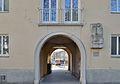 Wattmanngasse 58-60, Hietzing - passage.jpg